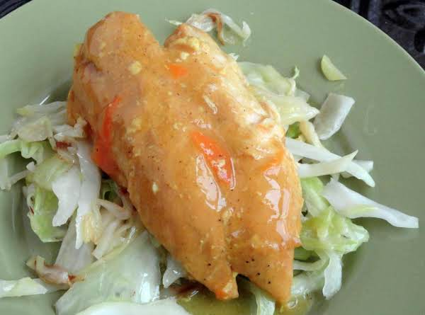 Crock Pot Citrus Chicken Recipe