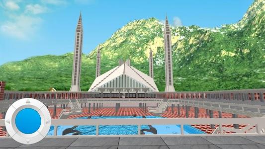 Faisal Masjid Tour : Islamabad screenshot 8