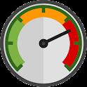 Speedometer Premium (mph) icon