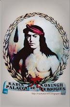 Photo: La Tenritatta Petta MalempeE Gemmena Daeng Serang To' Appatunru Arung Palakka, Raja Bone ke-14 (1667-1696), lahir di Lamatta, Mario Riwawo, Soppeng, 15 September 1634 – wafat di Bontoala, Makassar, 6 April 1696 dan dikebumikan di Katangka, Gowa. http://nurkasim49.blogspot.com/2011/12/ii.html
