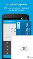 Screenshot of SumUp – Accept EMV payments