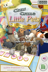 Claw Crane Little Pets - náhled