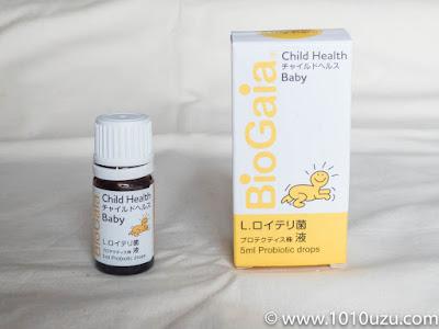 チャイルドヘルスL.ロイテリ菌