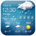 Free Weather Widget Android APK