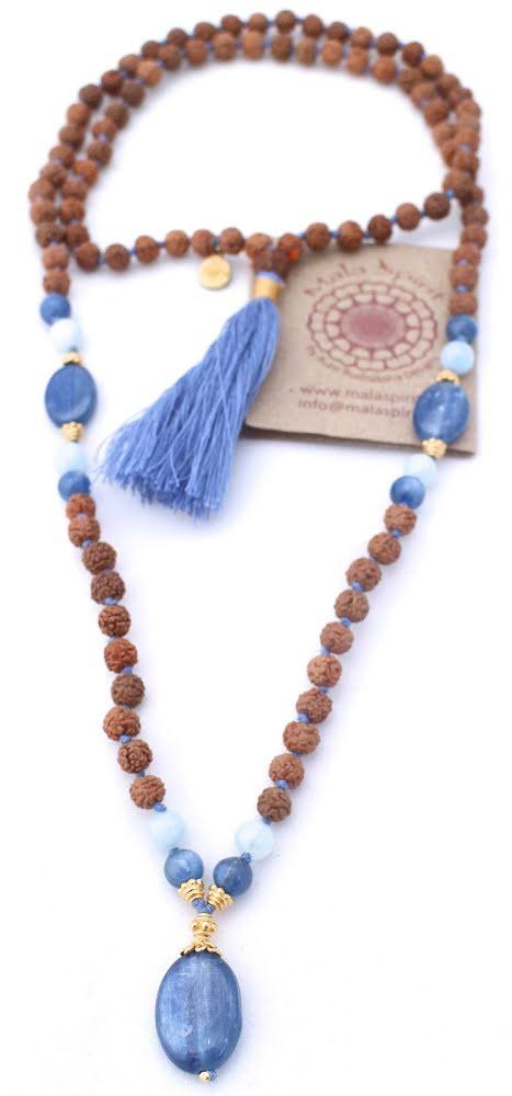 Rudraksha, Spiritual Guidance mala
