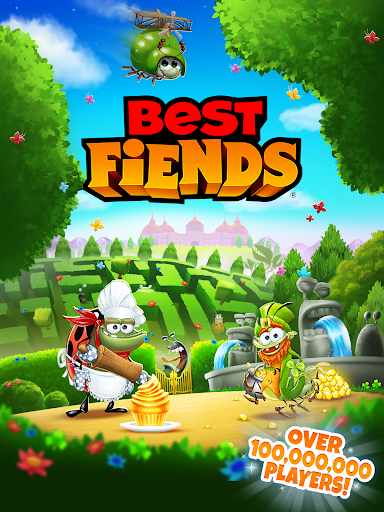 Best Fiends - Free Puzzle Game apktram screenshots 15
