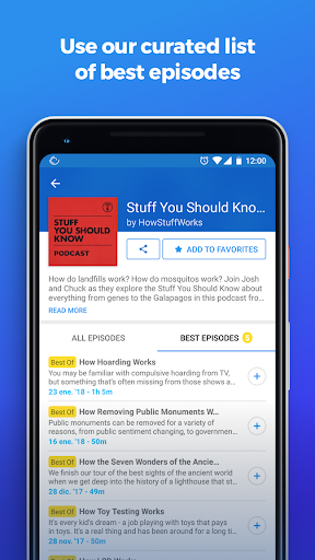 The Podcast App 2.3.3 Screenshots 8