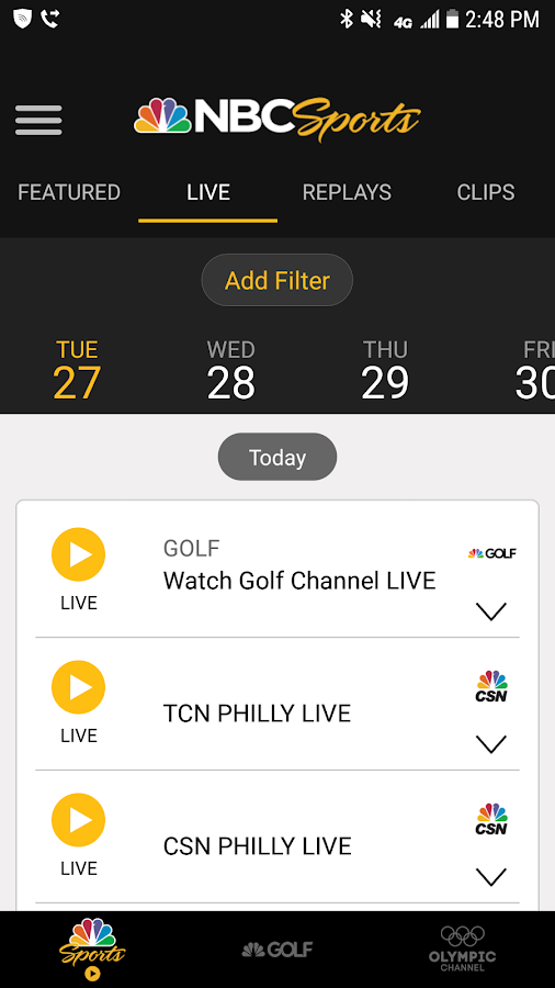 NBC Sports - Android Apps on Google Play