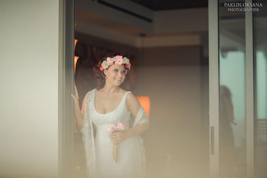 Свадебный фотограф Оксана Паклин (FotoLove). Фотография от 15.12.2013