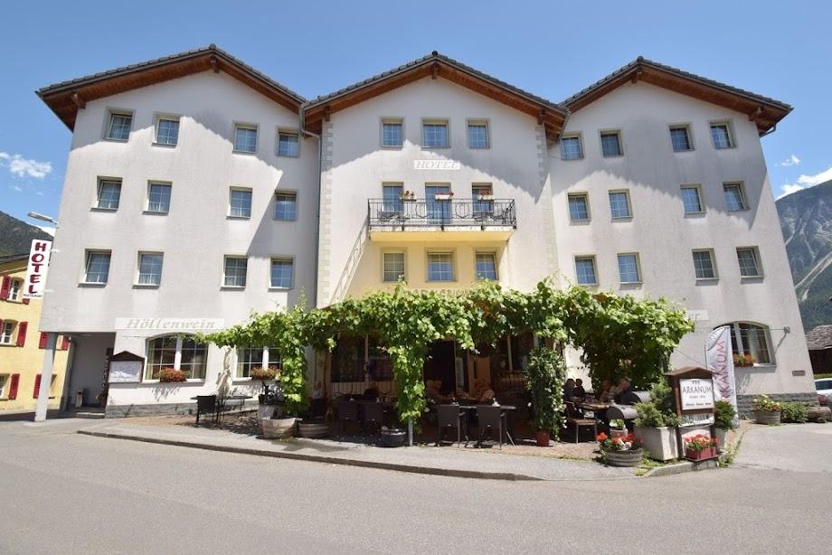 Foto Hotel Arkanum 1