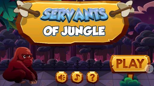 Servants Of Jungle