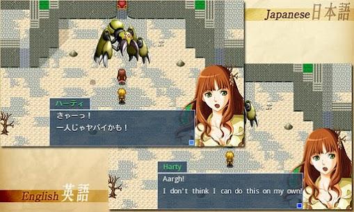 RPG Eve of the Genesis HD Apk Mod Dinheiro Infinito 3