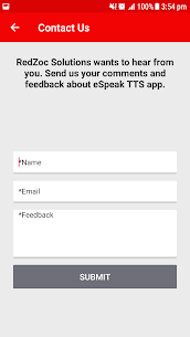 eSpeak NG – with emoticons support 2.5.2 Mod + Data for Android 3