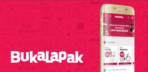 Bukalapak - Jual Beli Online app (apk) free download for Android/PC/Windows screenshot