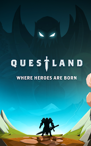 Re: Questland: Turn Based RPG poster