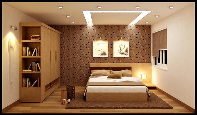 Đèn trang trí cho phòng ngủ đặt sao cho phù hợp nhất