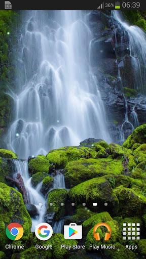 Waterfall Live Wallpaper  screenshots 8