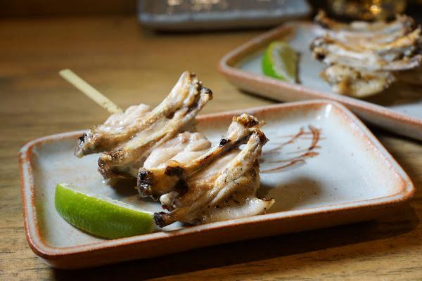 鳥喜串燒|米其林一星東京鳥喜,海外第一家分店,單賣雞肉串燒,卻讓人感受到不斷的驚喜及滿足的味蕾