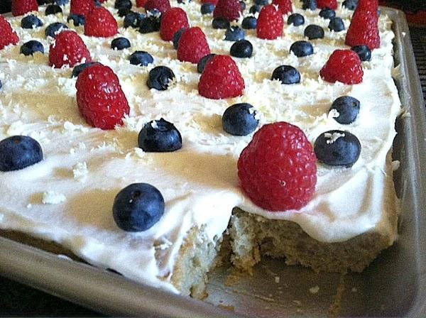 Lemon Sheet Cake - Steph Recipe