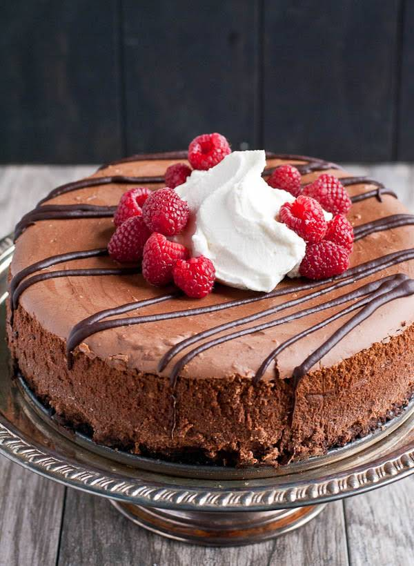 10 Best Chocolate Cheesecake Recipes With Sweetened