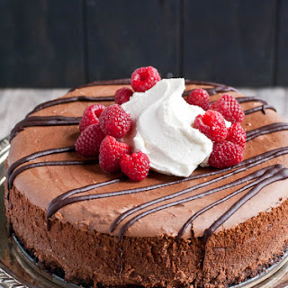 Chocolate Cheesecake Without Sour Cream Recipes.