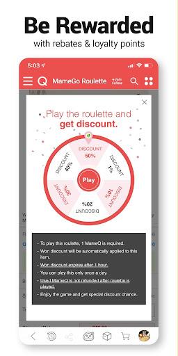 Qoo10 - Best Online Shopping 5.5.2 Screenshots 7