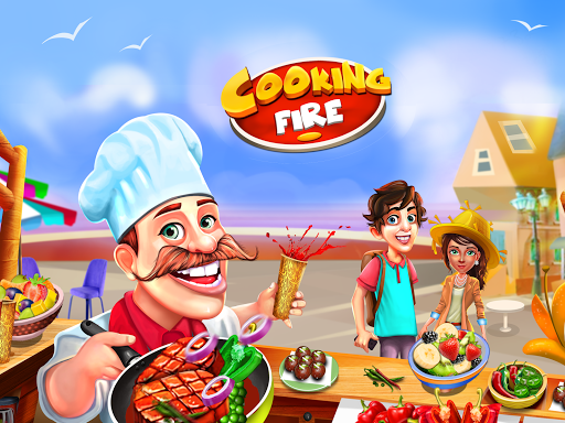 Cooking Fire - Chef Craze Restaurant Cooking Games  screenshots 1