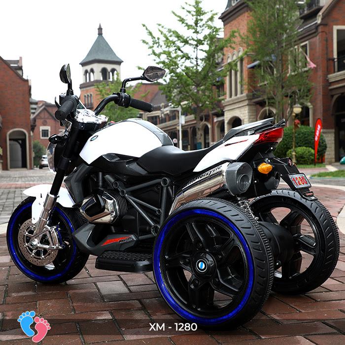 Xe moto điện cho bé XM-1280 8
