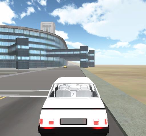 Dogan Sahin Driving Simulator