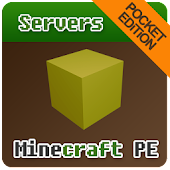 Free servers for Minecraft PE
