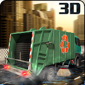 Road Sweeper Truck Driver 2015