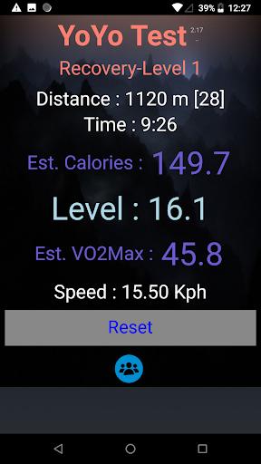 Yo-Yo Intermittent Test ss3