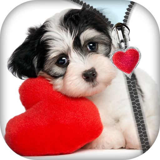 Puppy Lock Screen Android APK Download Free By AppLock Studio