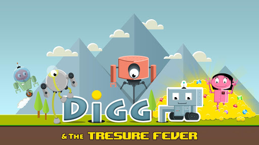 Diggi & The Treasure Fever - screenshot