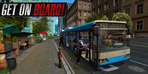Bus Simulator: Original 3.7 screenshots 18