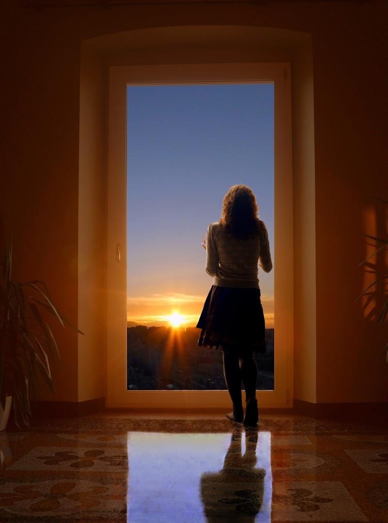 La finestra sull'alba di Dariagufo