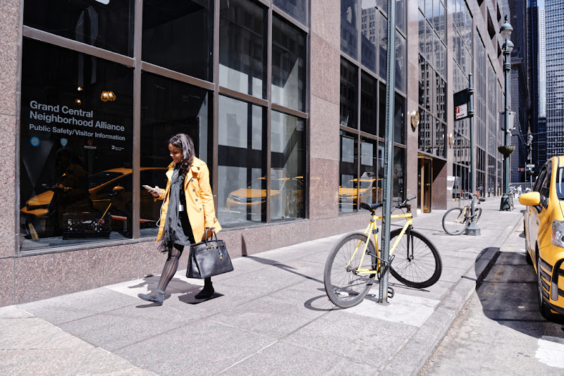 Yellow in New York di nicolanigri