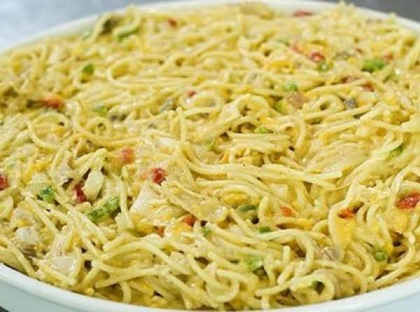 Jamerra's Chicken Spaghettie Recipe