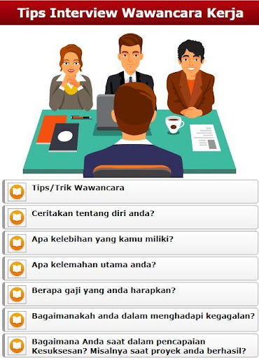 Tips Interview Wawancara Kerja for PC