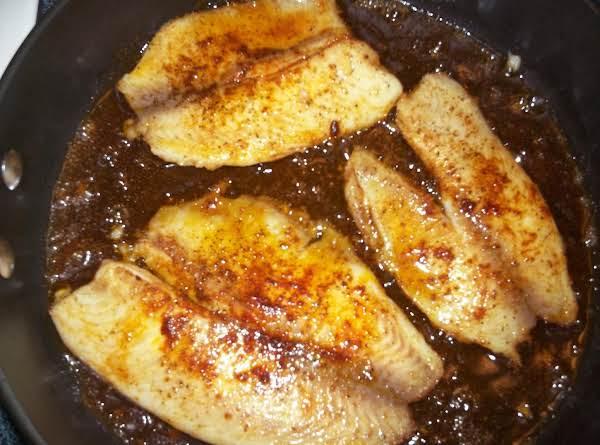 Tasty Sauted Tilapia Recipe