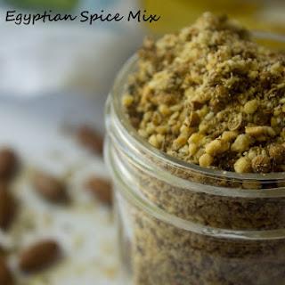 Dukkah Spice Mix.