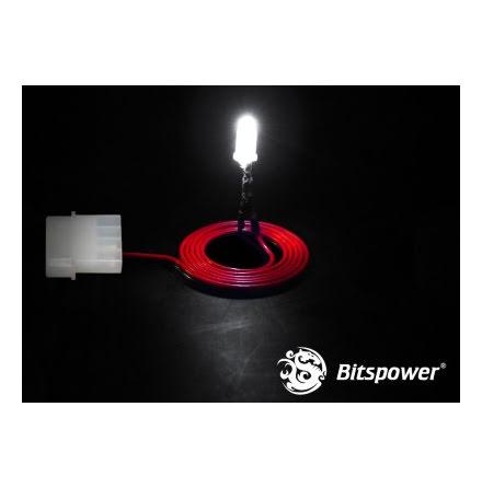 Bitspower LED, 5mm, Hvit