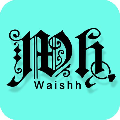 Waishh玩飾不恭:專屬飾品 購物 App LOGO-APP試玩