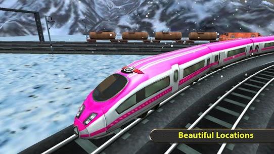Russian Train Simulator 2020  v108.3 MOD A lot of currency 5