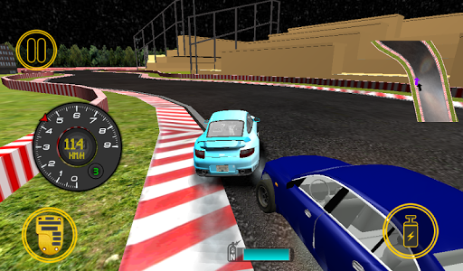 Real Need More Speed;Road Race