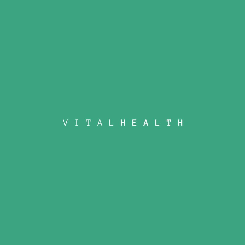 VitalHealth Inc. - Logo Template