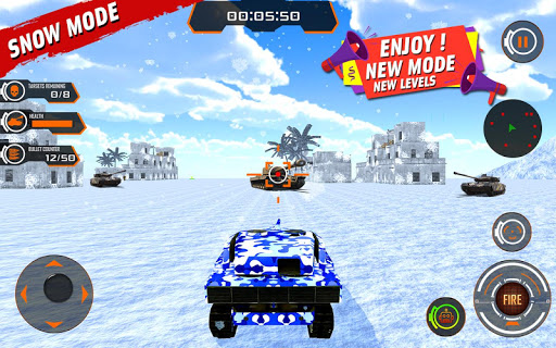 Army Tank Battle War Machines: Free Shooting Games 1.0.3 de.gamequotes.net 2