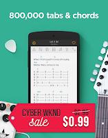 Screenshot of Ultimate Guitar Tabs & Chords