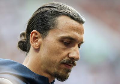 Changement de cap et direction l'Angleterre pour Zlatan Ibrahimovic ?