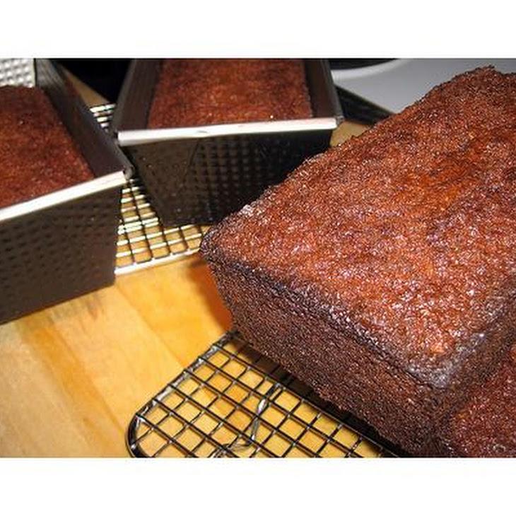 Molasses Brown Bread